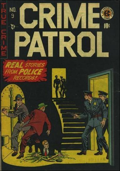 Crime Patrol (1948) 9-A by E.C.