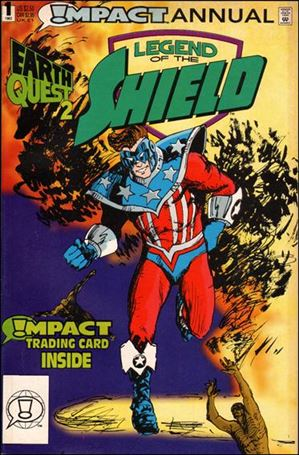 Legend of the Shield Annual 1-A