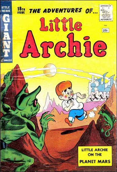 Little Archie 18-A by Archie