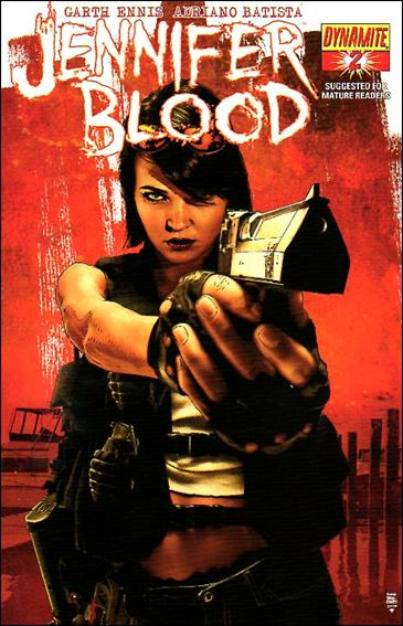 Jennifer Blood 2-A by Dynamite Entertainment