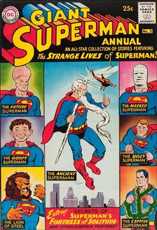 Superman Annual (1960) 3-A