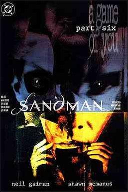 Sandman (1989) 37-A by Vertigo