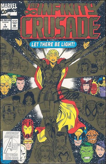 Infinity Crusade 1-C by Marvel
