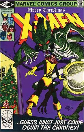 Uncanny X-Men (1981) 143-A