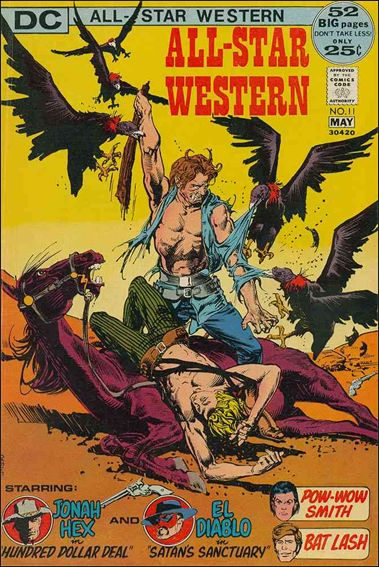 All-Star Western (1970) 11-A by DC
