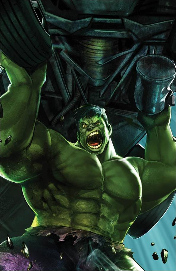Immortal Hulk 17-B by Marvel