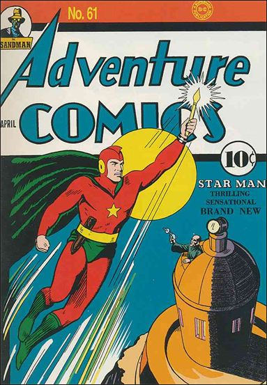 Adventure Comics (1938) 61-A by DC