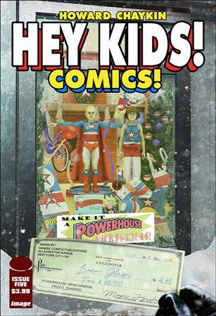 Hey Kids! Comics! 5-A