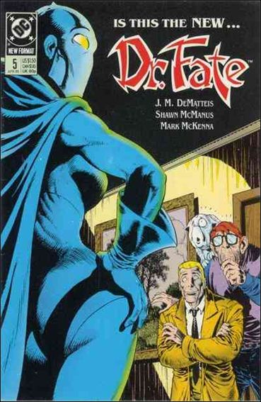Doctor Fate (1988) 5-A by DC