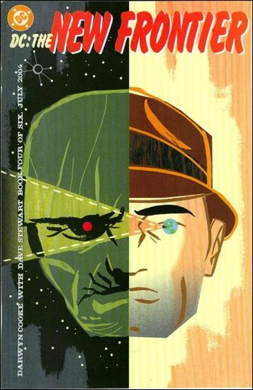 DC: The New Frontier 4-A by DC