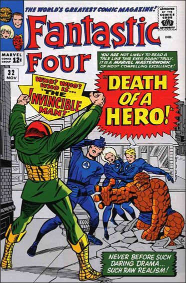 Fantastic Four (1961) 32-A by Marvel