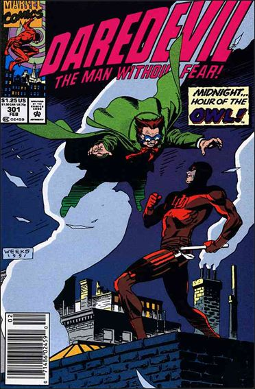 Daredevil (1964) 301-A by Marvel