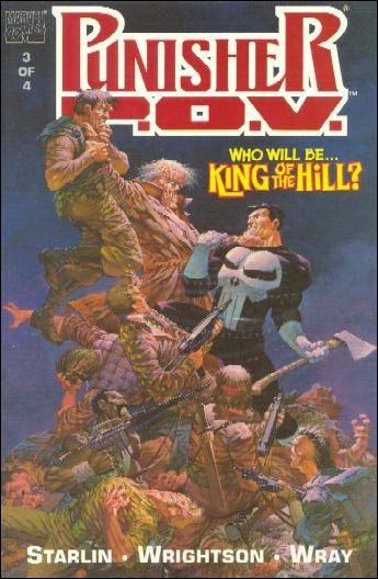 Punisher: P.O.V. 3-A by Marvel