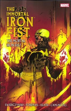 Immortal Iron Fist 4-A