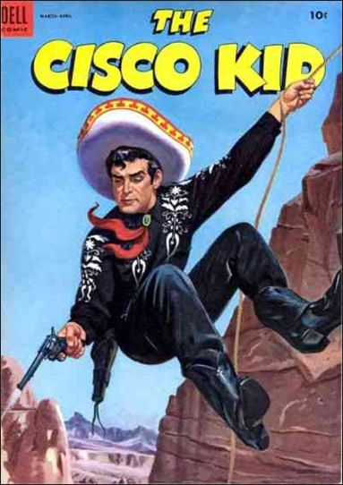 Cisco Kid (1951) 20-A by Dell