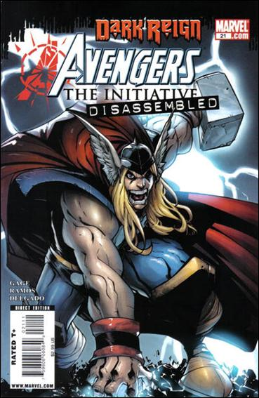 Avengers: The Initiative 21-A by Marvel