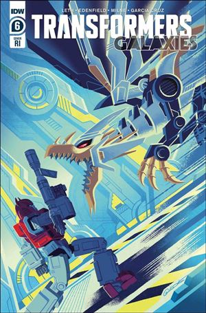 Transformers: Galaxies 6-C