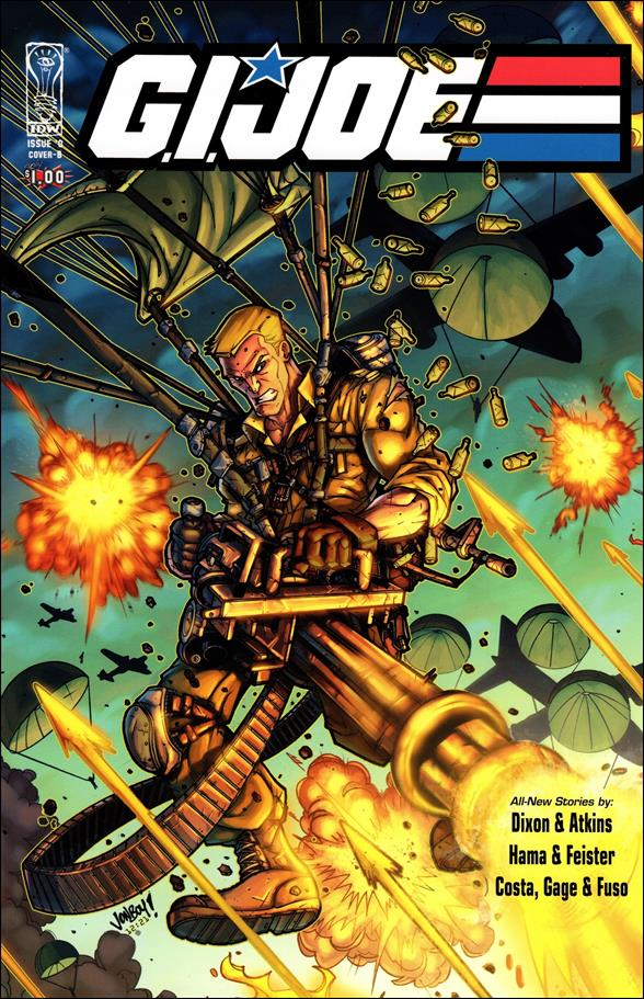 G.I. Joe (2008) 0-B by IDW