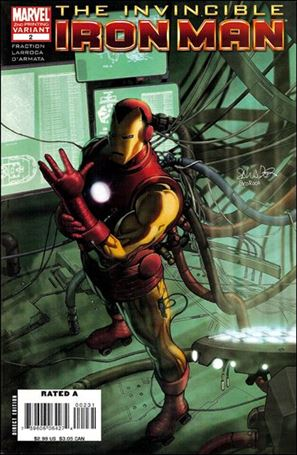 Invincible Iron Man (2008) 2-C