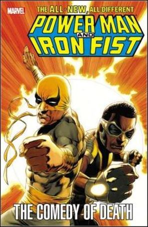 Power Man and Iron Fist: The Comedy of Death nn-A