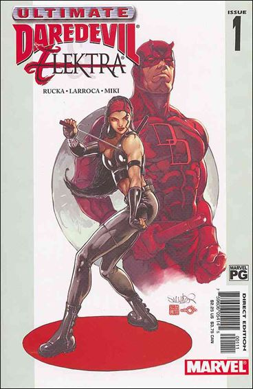 Ultimate Daredevil and Elektra 1-A by Marvel