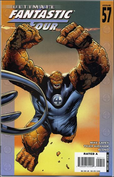 Ultimate Fantastic Four 57-A by Marvel