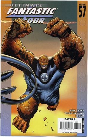 Ultimate Fantastic Four 57-A