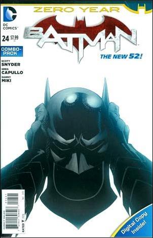 Batman (2011) 24-B by DC
