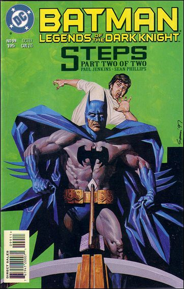 Batman: Legends of the Dark Knight 99-A by DC