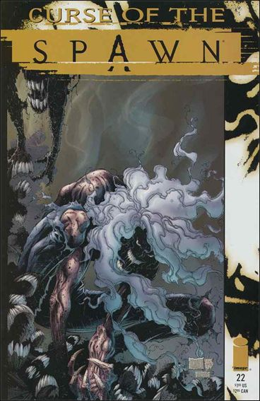 Curse of the Spawn 22-A by Image