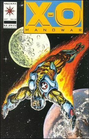X-O Manowar (1992) 31-A