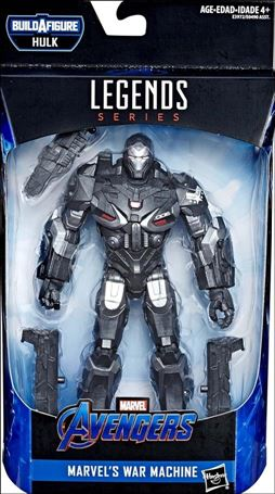 Marvel Legends Series: Avengers (Hulk Series) War Machine