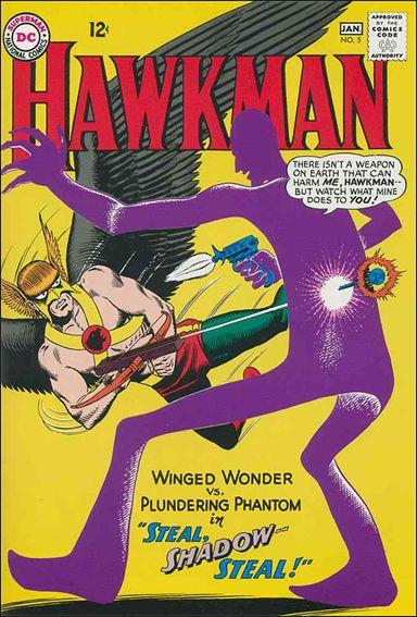 Hawkman (1964) 5-A by DC