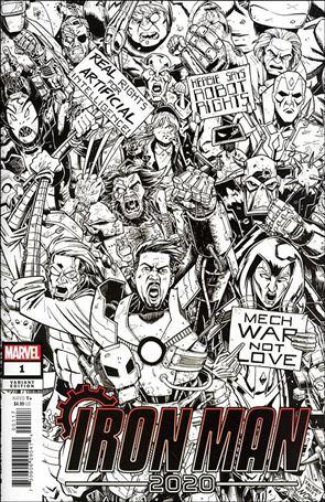 Iron Man 2020 (2020) 1-L