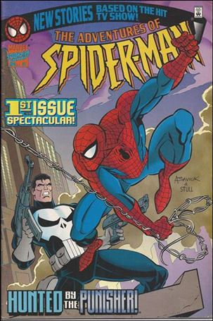 Adventures of Spider-Man / Adventures of the X-Men 1-A