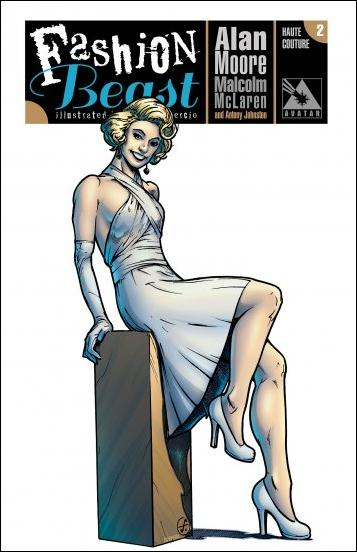Fashion Beast 2-C by Avatar Press