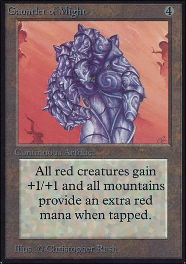 Magic the Gathering: Limited Edition Alpha (Base Set)244-A by Wizards of the Coast