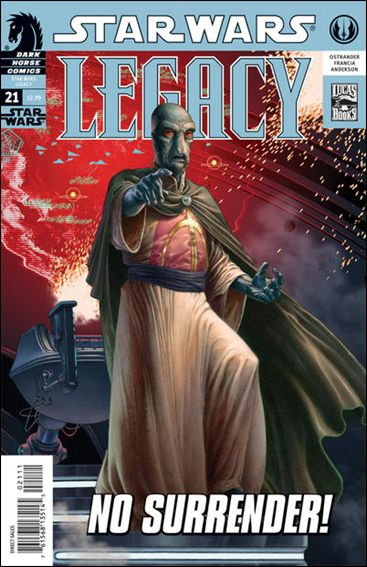 Star Wars: Legacy (2006) 21-A by Dark Horse