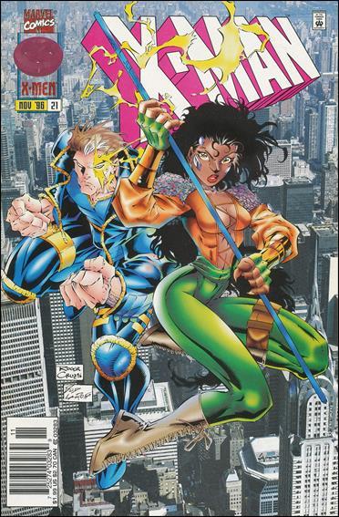 X-Man 21-B by Marvel