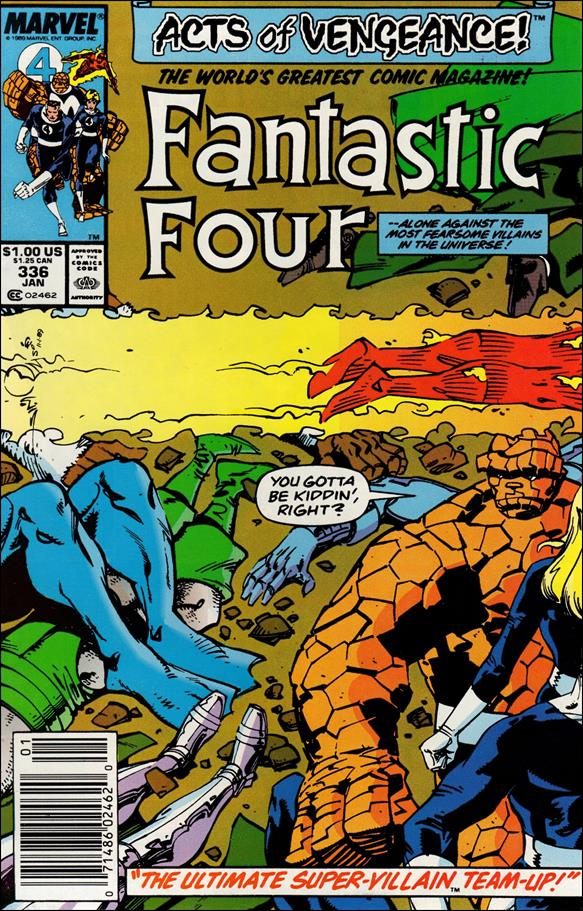 Fantastic Four (1961) 336-A by Marvel
