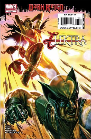 Dark Reign: Elektra 4-A by Marvel