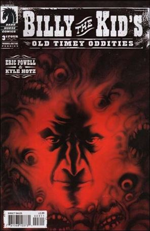 Billy the Kid's Old Timey Oddities 3-A