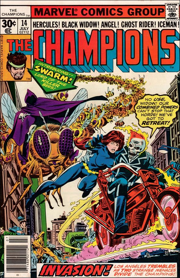 Champions (1975) 14-A by Marvel