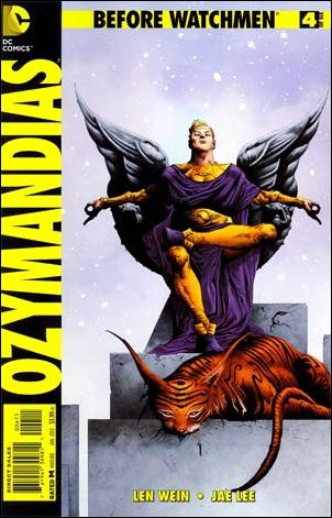 Before Watchmen: Ozymandias 4-A by DC
