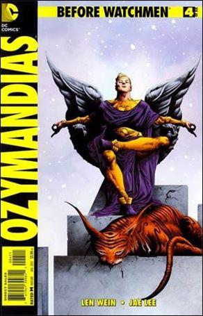 Before Watchmen: Ozymandias 4-A