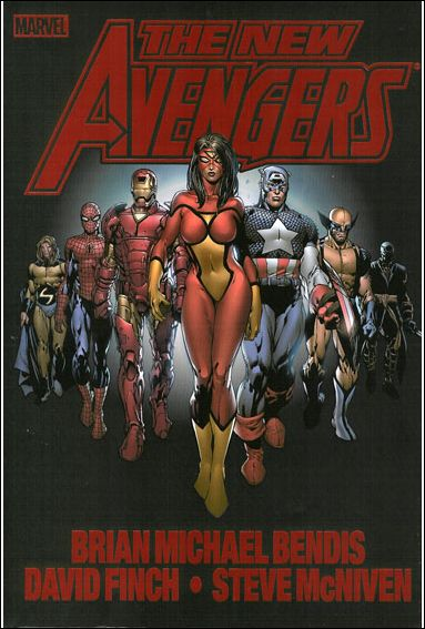 New Avengers (2007) 1-A by Marvel