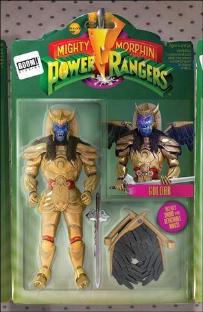Mighty Morphin Power Rangers 12-B
