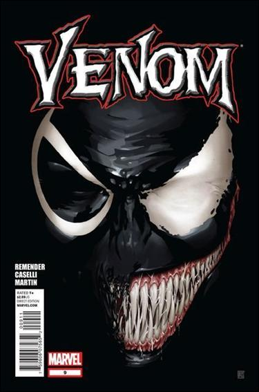 Venom (2011) 9-A by Marvel