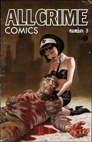 All Crime Comics 3-A