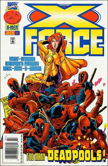 X-Force (1991) 56-B by Marvel